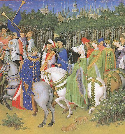 Эволюция средневековой эстетики.